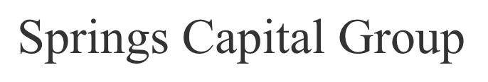 Springs Capital Group
